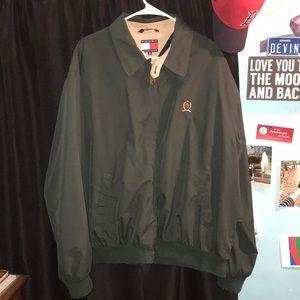 Tommy Hilfiger Green Jacket VINTAGE